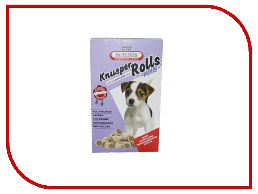 Лакомство Dr.Alder Knusper Rolls Ягненок,Рис 500g для собак 1996-1963