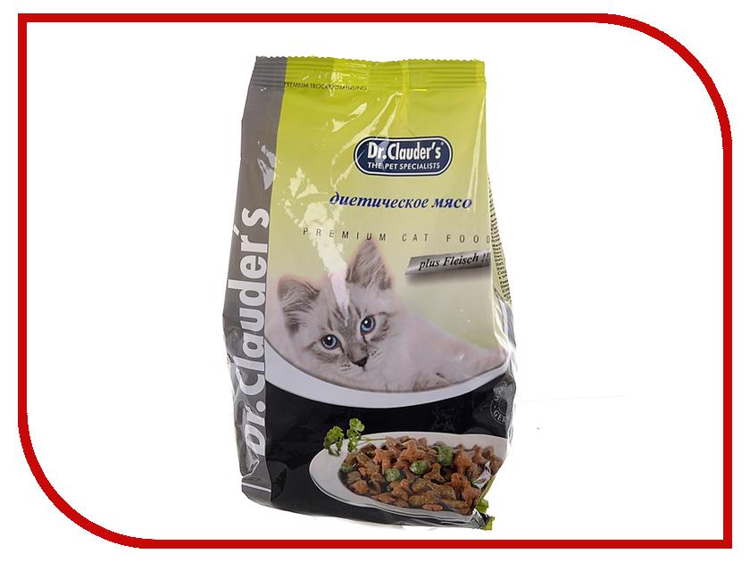Корм Dr.Clauders Ягненок,Диетическое мясо 400g для кошек 100144 мясо