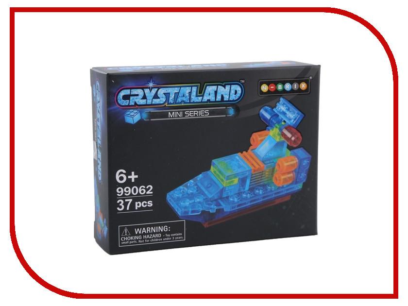 Конструктор Crystaland SHGS001 Патрульный катер 37 дет