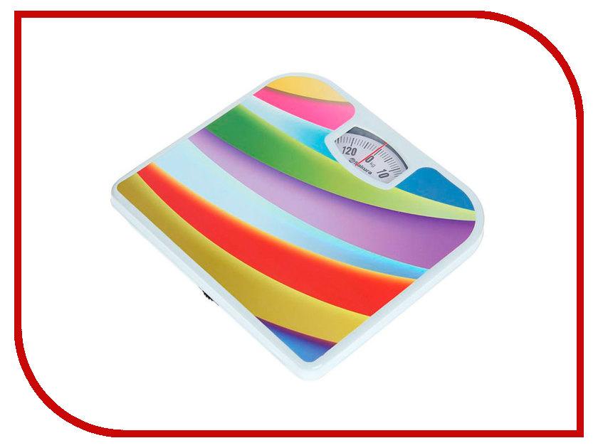 Весы напольные Sakura SA-5000-4 электробритва sakura sa 5409bk