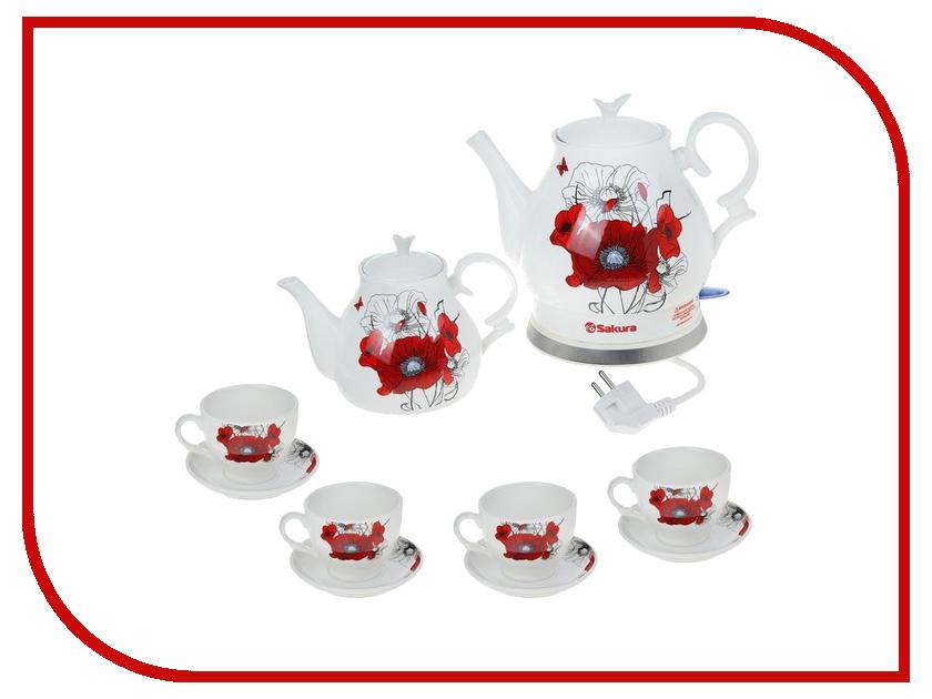 Чайник Sakura SA-2906C чайник sakura sa 2134bl