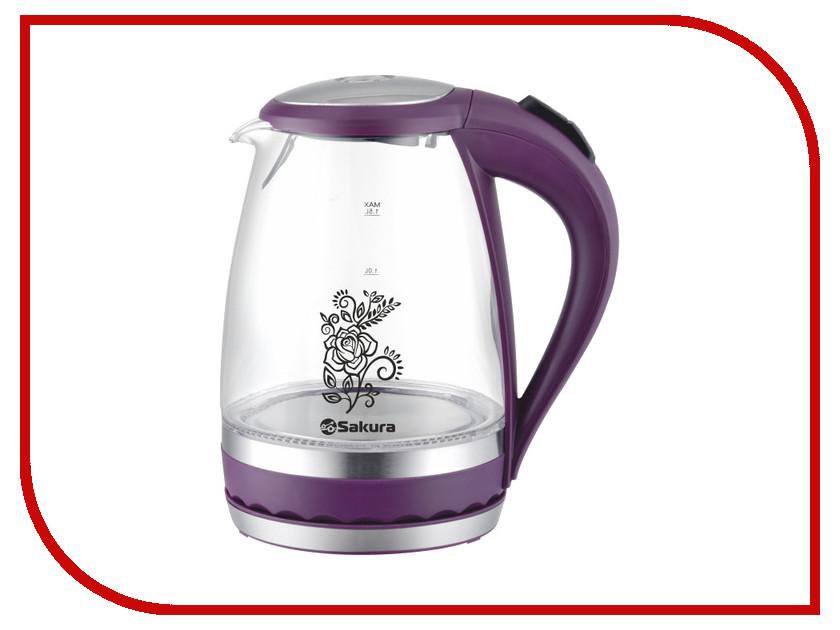 Чайник Sakura SA-2712V стоимость