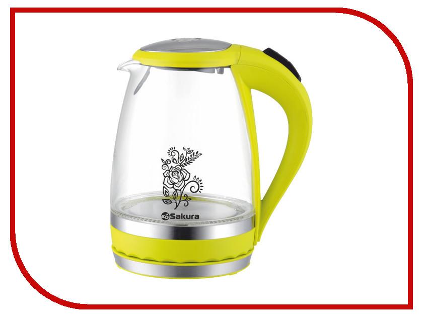 Чайник Sakura SA-2712GR чайник sakura sa 2334bl