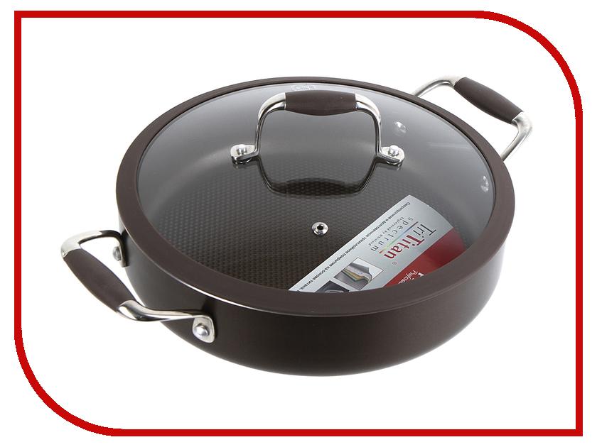 Сковорода Rondell Mocco & Latte 26cm RDA-282 606rd кисть кулинарная rondell mocco