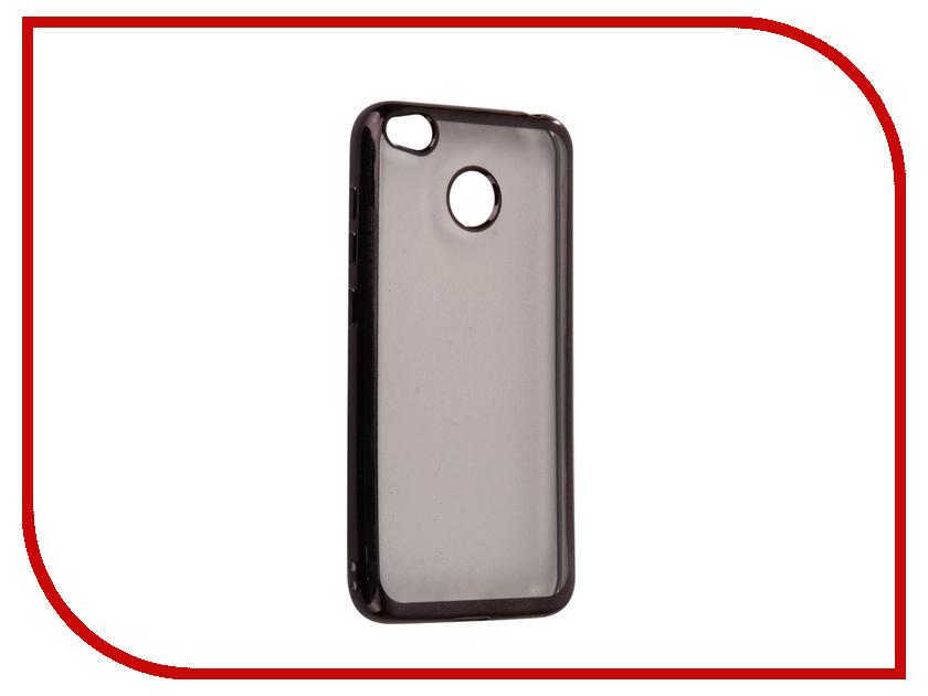 Аксессуар Чехол Xiaomi Redmi Note 4X iBox Blaze Silicone Black frame аксессуар чехол xiaomi redmi 3 3s 3 pro ibox blaze silicone gold frame