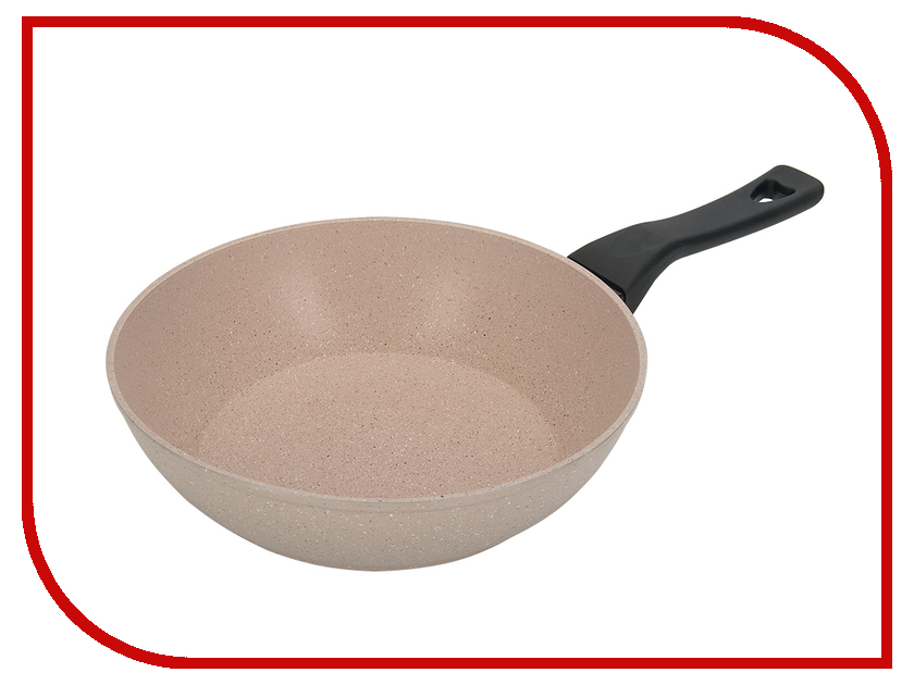 Сковорода Regent Inox Linea Grano 28cm 93-AL-GR-2-28