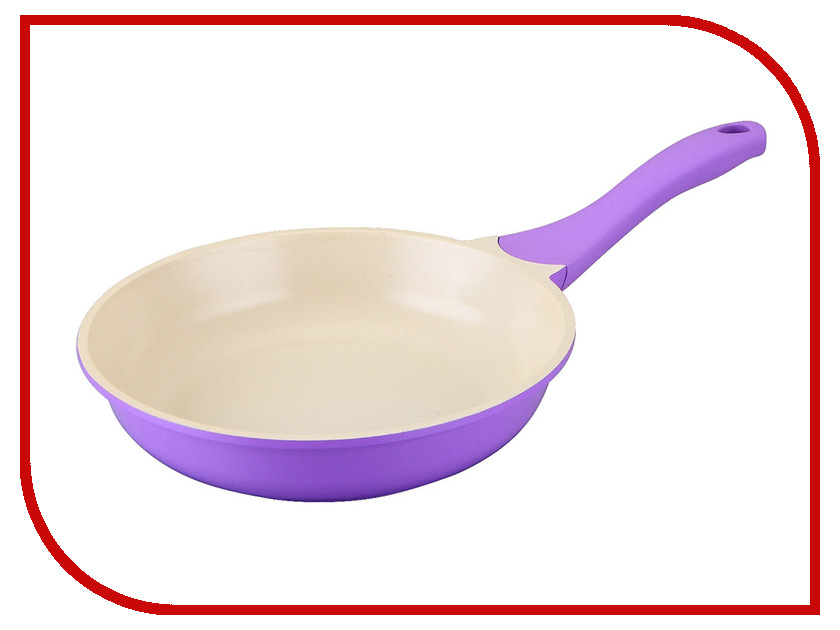 Сковорода Regent Inox Linea Lilla 28x6cm 93-AL-LI-1-28