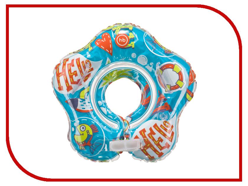 Музыкальный круг для купания Happy Baby 121006 Dolfy Color
