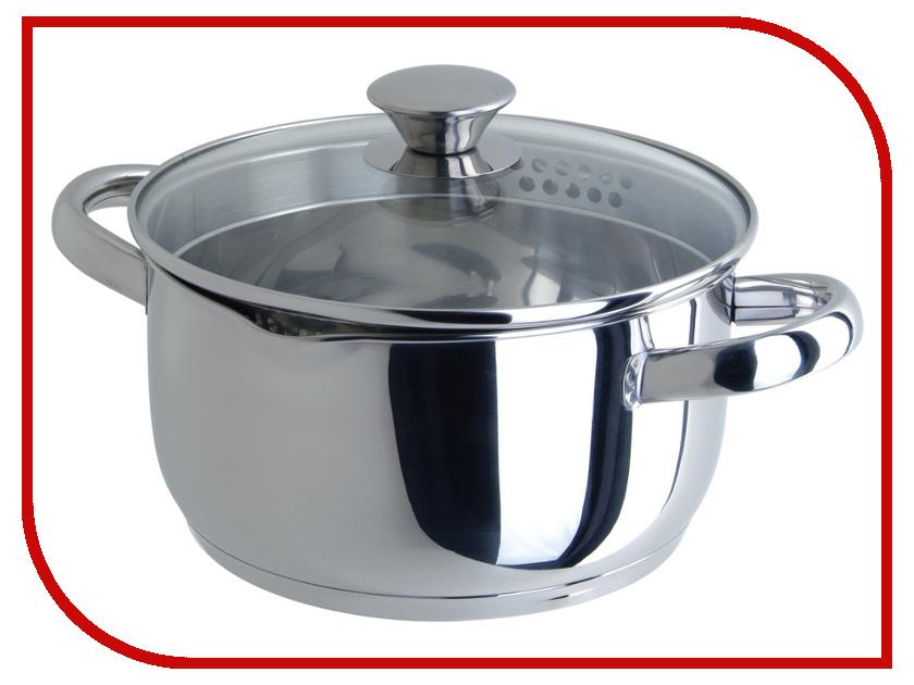 Кастрюля Regent Inox Cucina 3.3L 20x10.5cm 93-CU-04 пазл ravensburger озеро эйб 1000 элементов