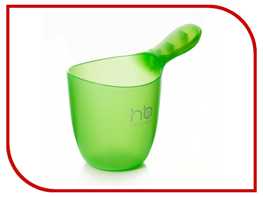 Ковш для воды Happy Baby Bailer Green 34003