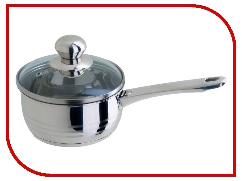 Ковш Regent Inox Luna Vitro 1.5L 16x7.5cm 93-Lv01 ковш с крышкой regent pasta