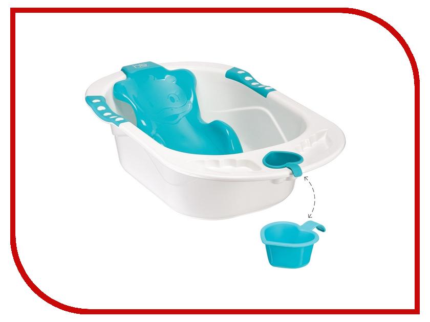 Детская ванна Happy Baby Comfort Blue 34005