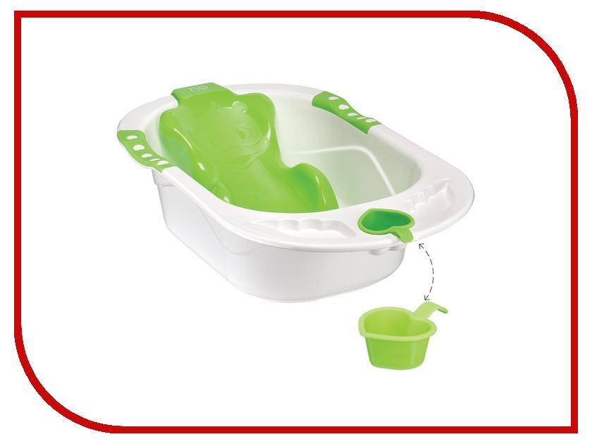 Детская ванна Happy Baby Comfort Green 34005