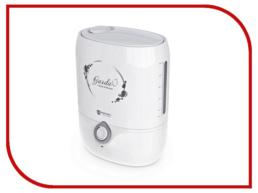 Royal Clima Garda White RUH-G300/4.0M-WT увлажнитель воздуха royal clima ruh с300 2 5m bu