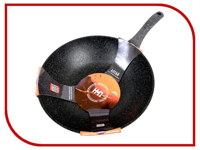 Сковорода Нева-металл Алтай 30cm 273130W сковорода d 24 см нева металл алтай 27124