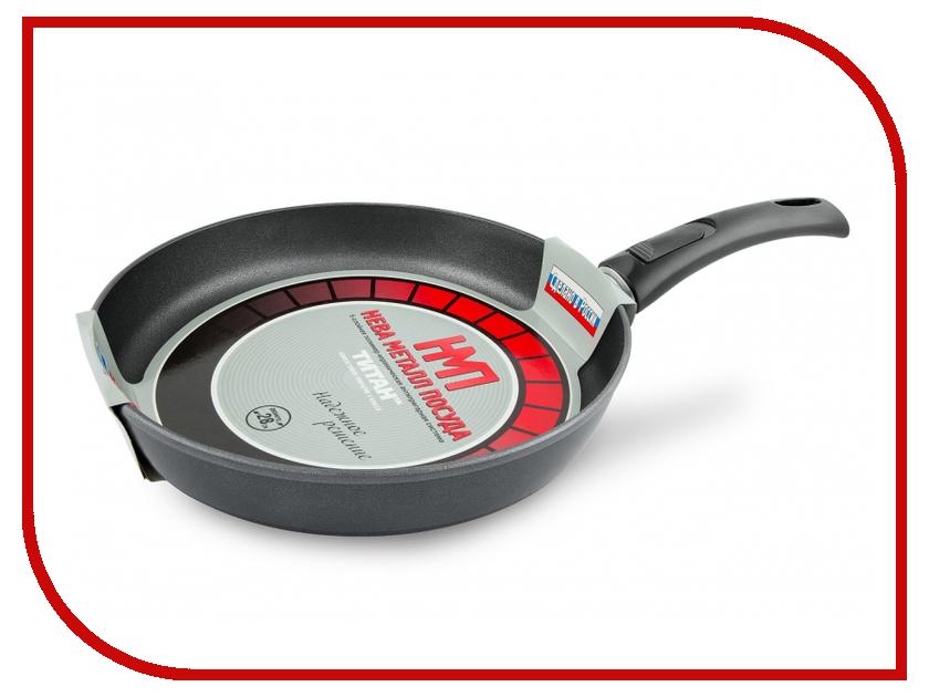 Сковорода Нева-металл Надежная 28cm 3028N
