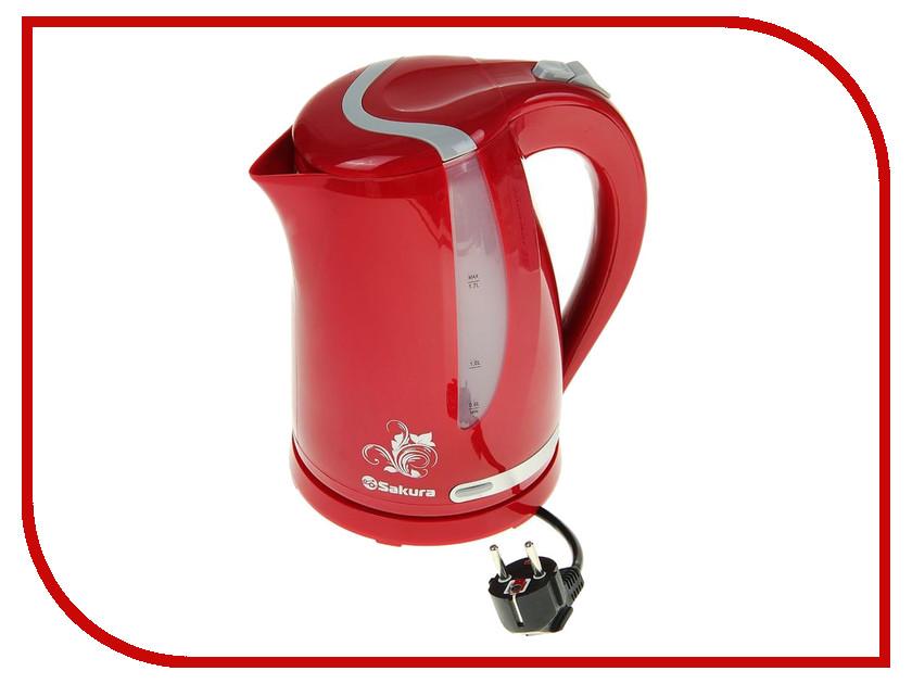 Чайник Sakura SA-2318RG чайник sakura sa 2134bl