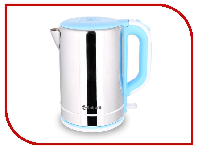 Чайник Sakura SA-2139BL кофеварка sakura sa 6107bk