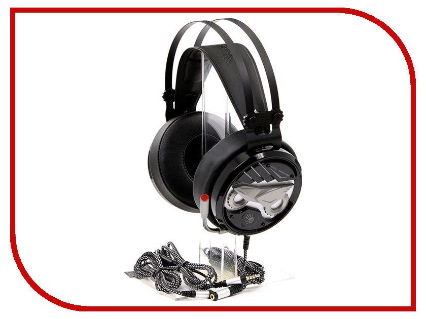 все цены на Гарнитура A4Tech Bloody M630 Black-Silver онлайн