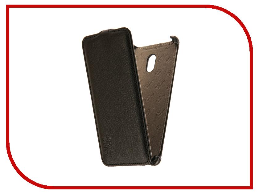 Аксессуар Чехол Nokia 3 Aksberry Black аксессуар чехол explay onyx aksberry black