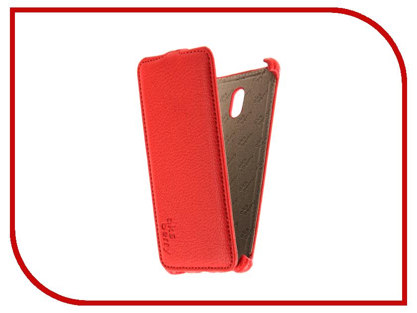 Аксессуар Чехол Nokia 3 Aksberry Red аксессуар чехол lg k410 430ds k10 3g lte aksberry black