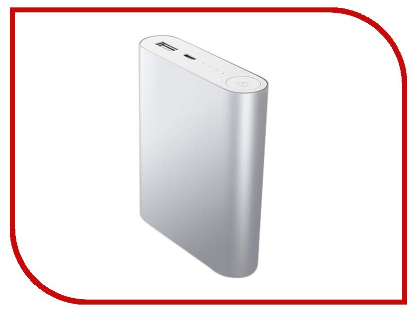 Аккумулятор Aksberry S-8000BU 8000mAh Silver внешний аккумулятор mango mp 8000 8000mah dc5v 2a pure white