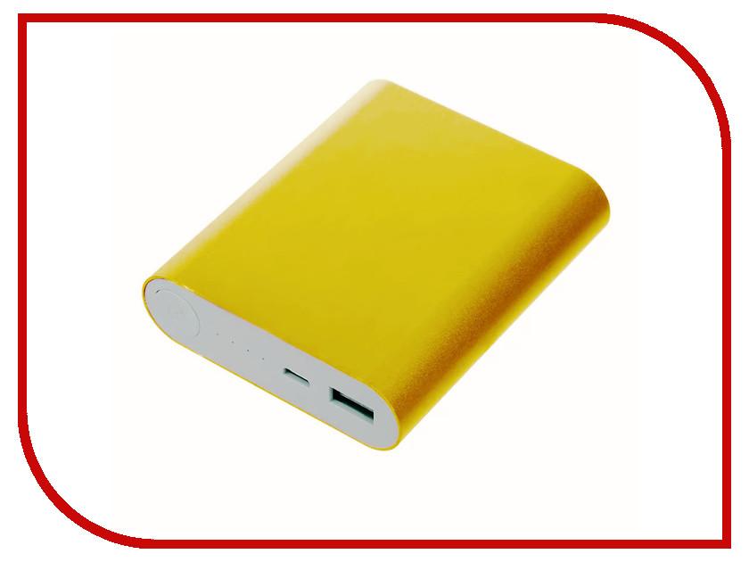Аккумулятор Aksberry S-8000BU 8000mAh Gold