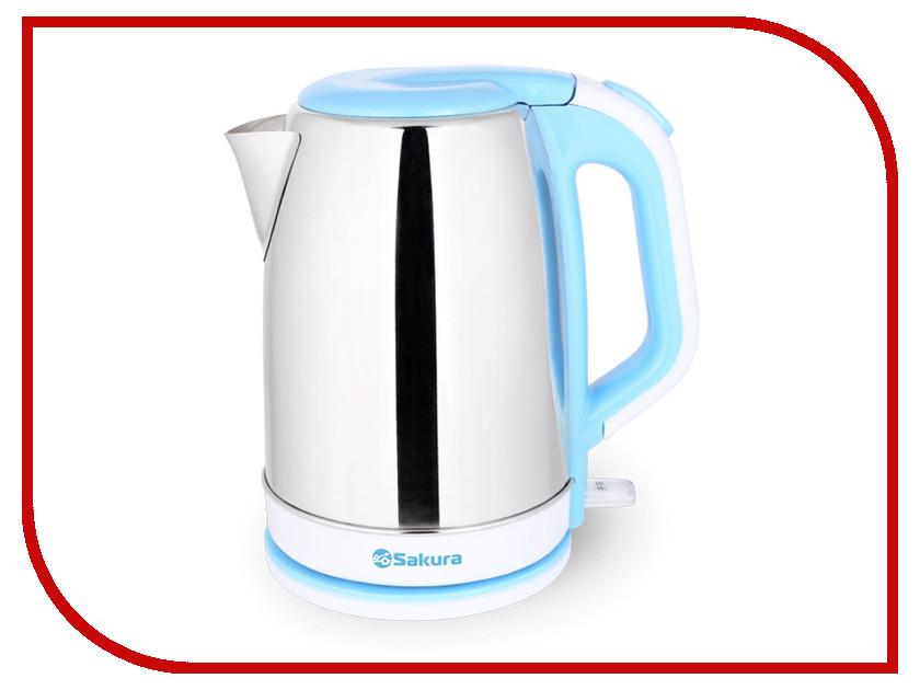 Чайник Sakura SA-2137BL электробритва sakura sa 5415bl