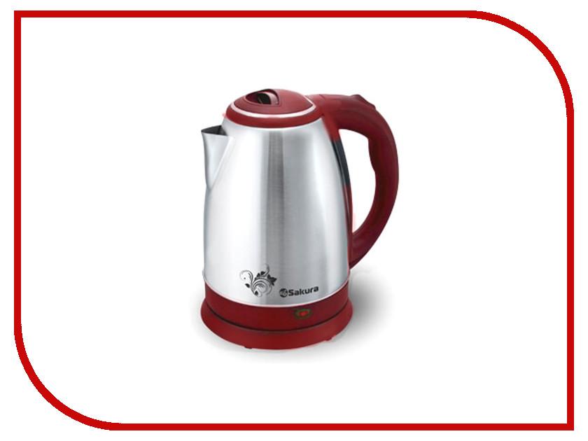 Чайник Sakura SA-2134RS чайник sakura sa 2134bl