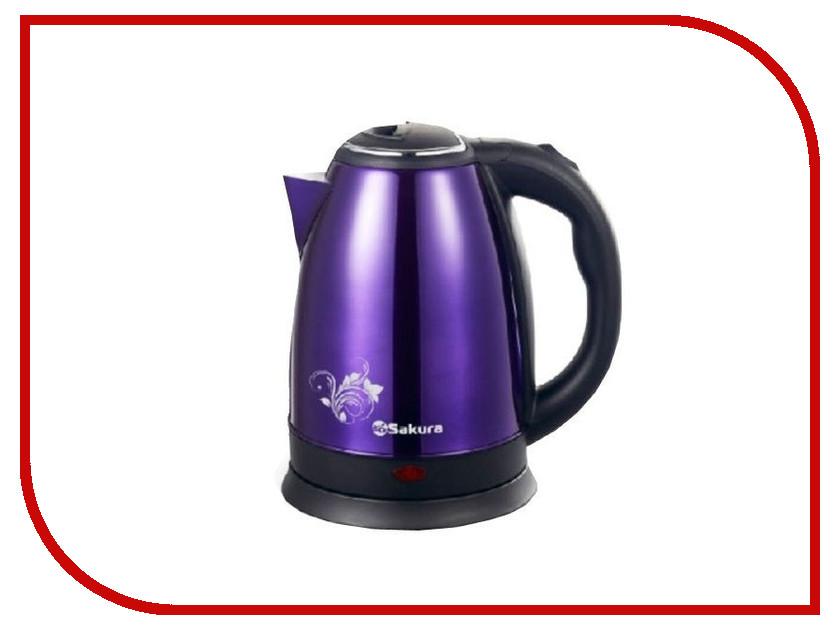 Чайник Sakura SA-2134BP чайник sakura sa 2134bl