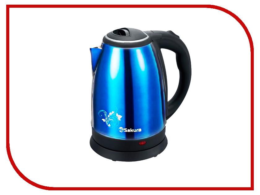 Чайник Sakura SA-2134BL электробритва sakura sa 5409bk