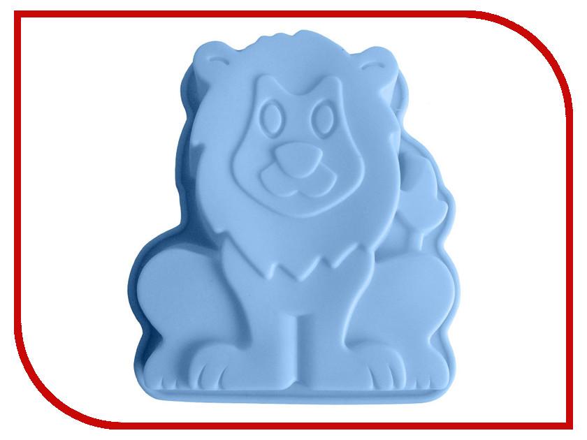 Форма для выпечки Webber BE-4382S Лев Light Blue форма для выпечки webber be 4382s лев light blue
