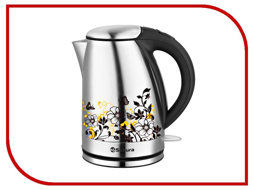 Чайник Sakura SA-2118SC электробритва sakura sa 5415bl