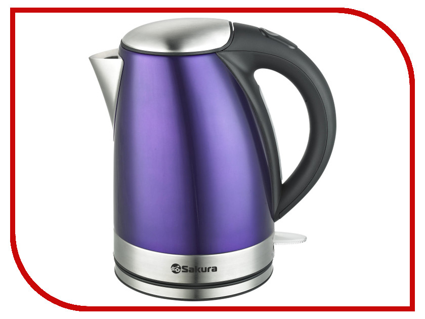 Чайник Sakura SA-2118P чайник sakura sa 2134bl