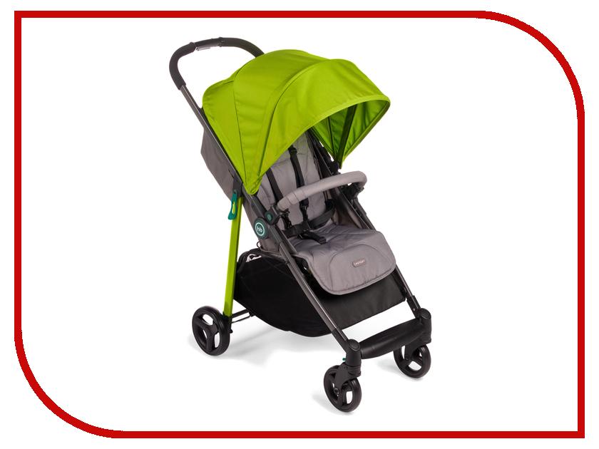 Коляска Happy Baby Crossby Green ковш для воды happy baby bailer green 34003