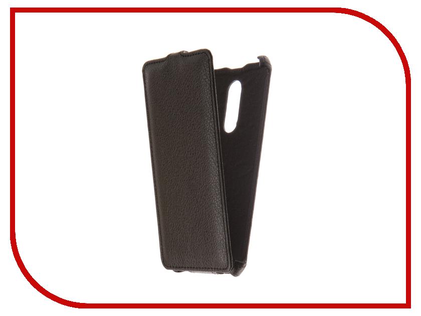 Аксессуар Чехол Xiaomi Redmi Note 4X Svekla Black FL-SVXIREDN4X-BL
