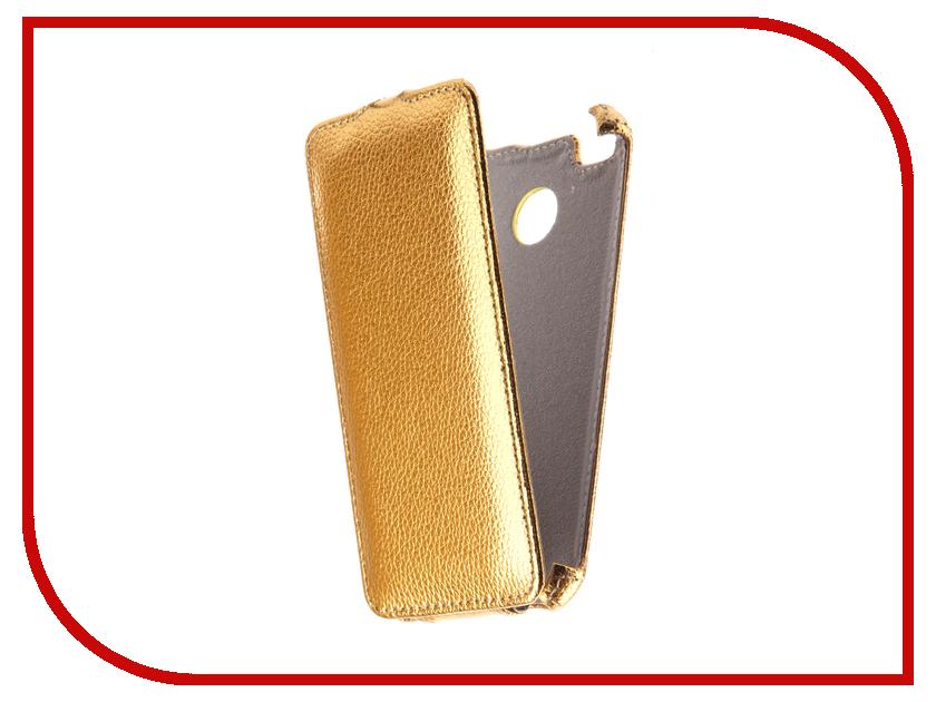 Аксессуар Чехол Xiaomi Redmi 4X Svekla Gold FL-SVXIRED4X-GOLD