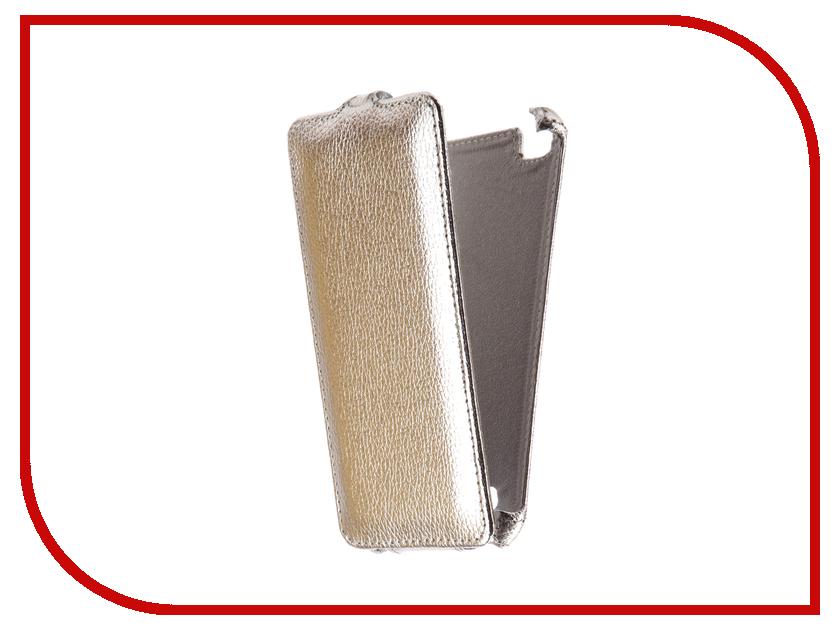 Аксессуар Чехол Xiaomi Redmi 4A Svekla Silver FL-SVXIRED4A-SIL