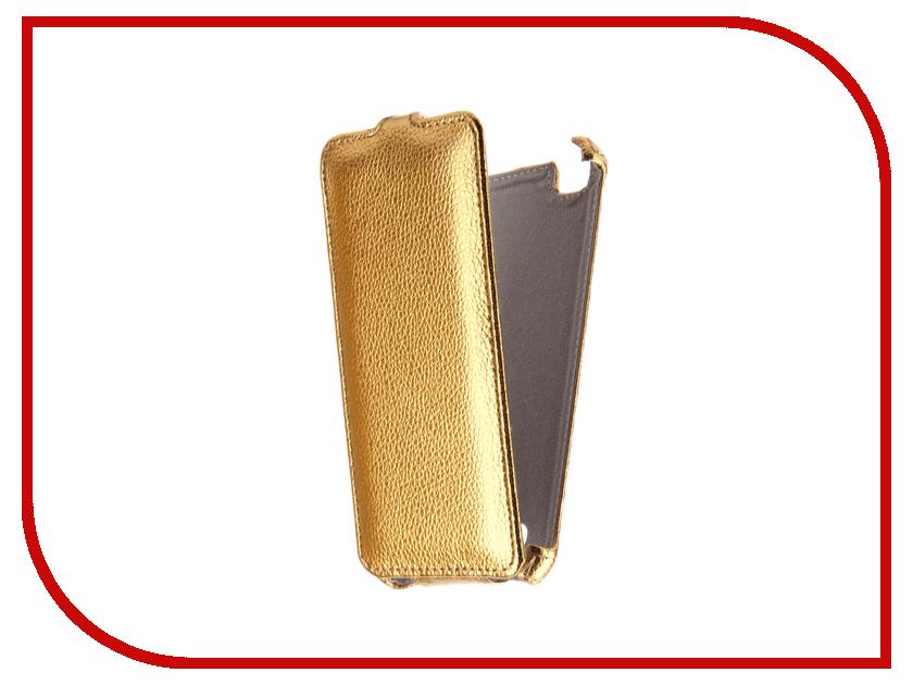 Аксессуар Чехол Xiaomi Redmi 4A Svekla Gold FL-SVXIRED4A-GOLD