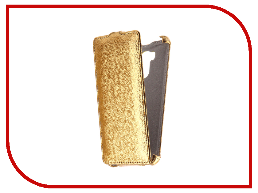 все цены на Аксессуар Чехол Xiaomi Redmi 4/4 Pro/4 Prime Svekla Gold FL-SVXIRED4-GOLD онлайн