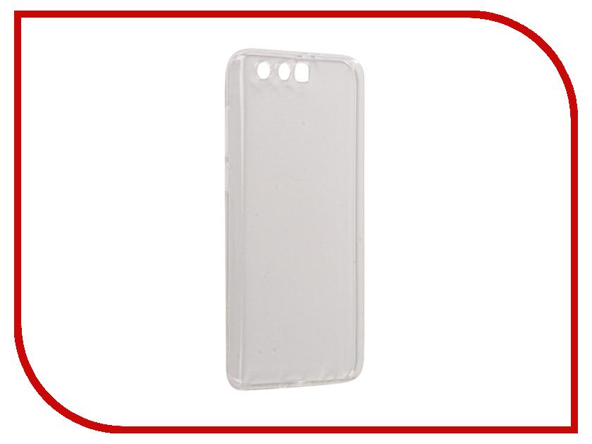 Аксессуар Чехол для Huawei Honor 9 Svekla Silicone Transparent SV-HWH9-WH аксессуар чехол huawei y3 ii svekla silicone transparent sv hwy3ii wh
