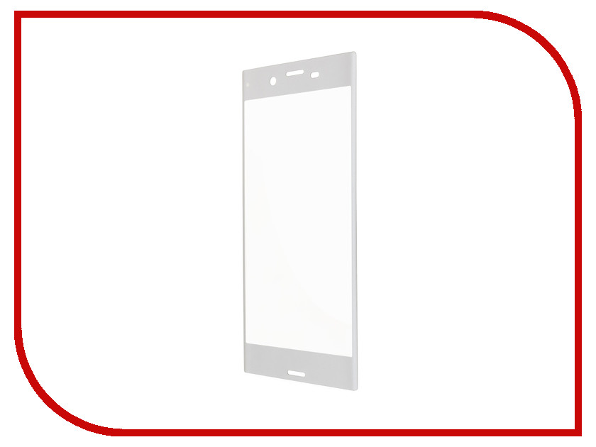 Аксессуар Защитное стекло Sony Xperia XZs G8231 / G8232 Svekla Full Screen White ZS-SVSOG8231-FSWH