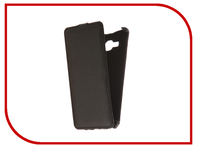 Аксессуар Чехол Samsung G532F Galaxy J2 Prime Svekla Black FL-SVSAMG532F-BL цена
