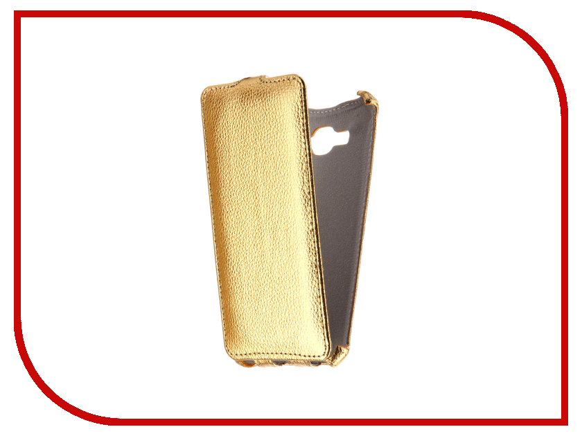 Аксессуар Чехол Samsung G532F Galaxy J2 Prime Svekla Gold FL-SVSAMG532F-GOLD аксессуар чехол samsung galaxy j5 prime g570f svekla black fl svsamg570f bl