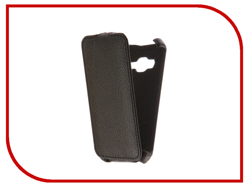 Аксессуар Чехол Samsung J106F Galaxy J1 mini Prime Svekla Black FL-SVSAMJ106F-BL цена