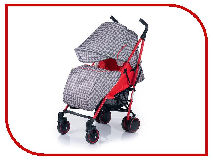 Коляска BabyHit Handy Grey Red 4607159163592