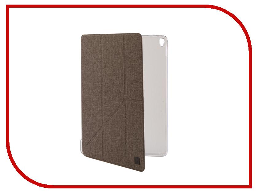 Аксессуар Чехол Uniq Yorker Kanvas для APPLE iPad Pro 10.5 Beige PDP105YKR-KNVBEG