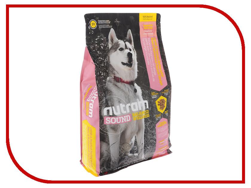 Корм Nutram Adult Lamb Dog Ягненок 2.72kg для взрослых собак CDK98220
