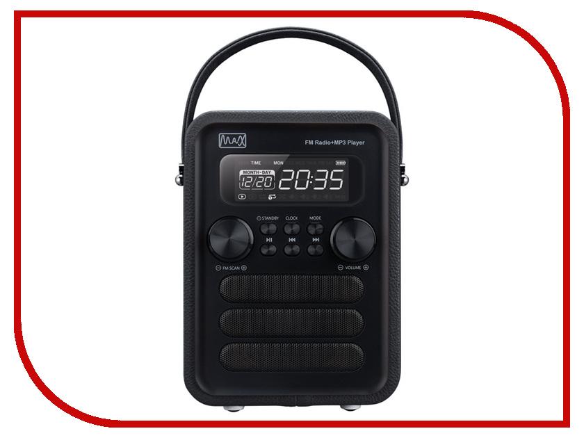 Радиоприемник MAX MR-340 Black Edition louisa holland mastering autocad civil 3d 2013