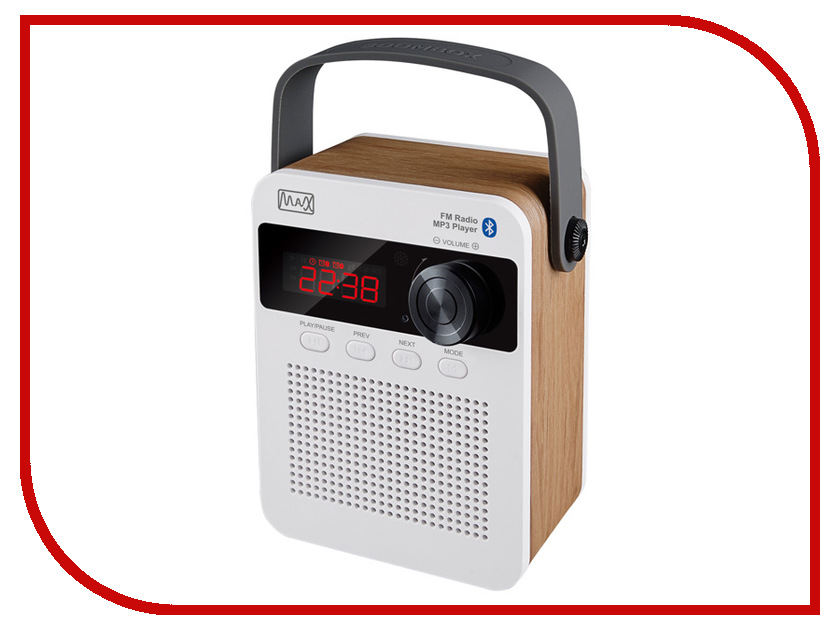 Радиоприемник MAX MR-360 радиоприемник max q71